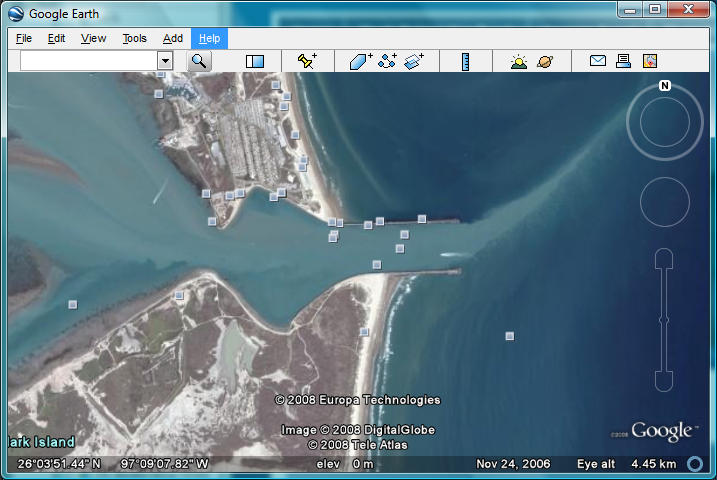 Google Earth is Free